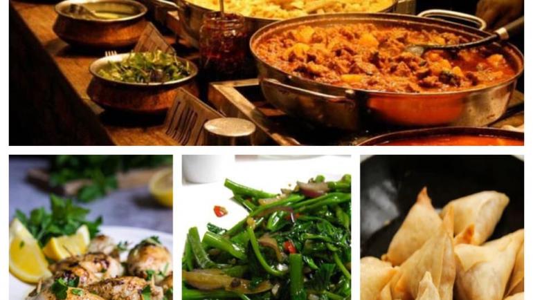 22 agosto: cena Sri Lanka all'Isolino