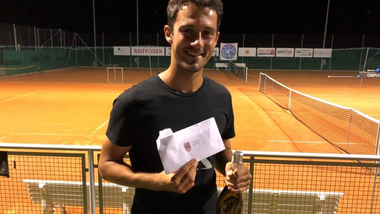 Kevin Volentik vince a Lodrino