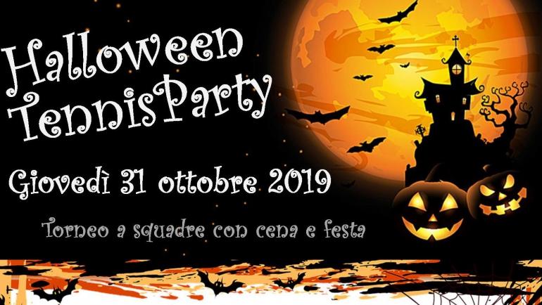 Torneo e festa di Halloween