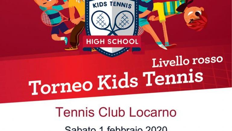 Torneo Kids Tennis  il 1. febbraio