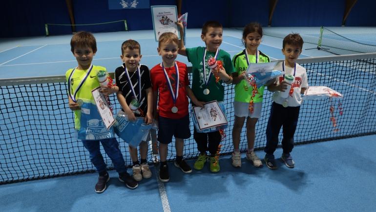 Torneo Kids Tennis: tanti sorrisi!