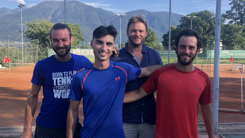Torneo di Ascona: successo TCL