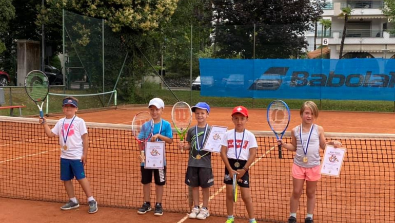 Torneo Kids Tennis rosso