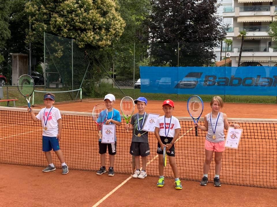 Torneo Kids Tennis rosso