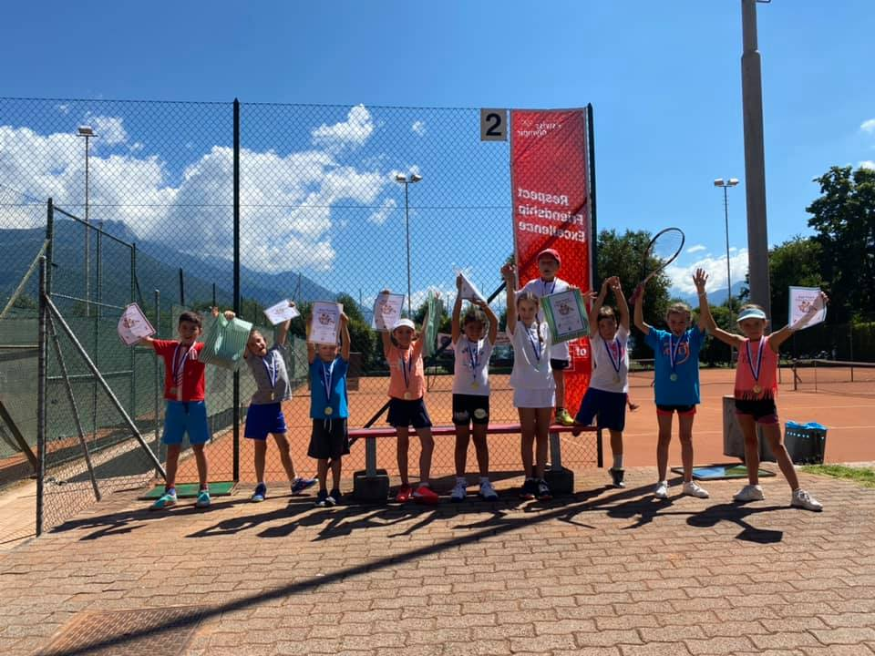 Torneo Kids Tennis Arancione