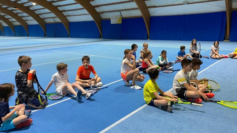 Bosov vince – Torneo Kids Tennis