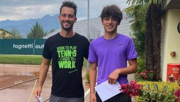Kevin Volentik vince ad Ascona